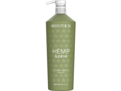 sat HEMP Shampoo 1000ml preview