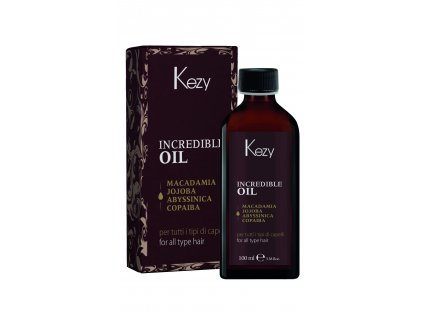INCREDIBLE OIL KEZY 100