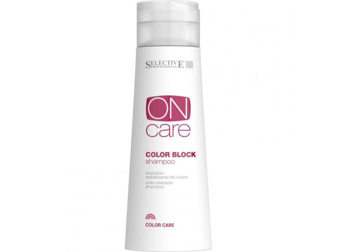 color block shampoo sampon pro stabilizaci barvy 250ml