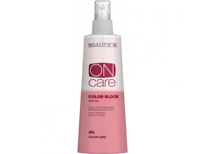 color block spray sprej pro stabilizaci barvy bez oplachovani 250ml