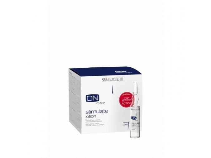stimulate lotion stimulacni roztok pro predchazeni vypadavani vlasu 12x6ml