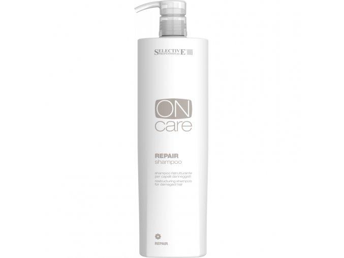 repair shampoo restrukturalizacni sampon pro poskozene vlasy 750ml