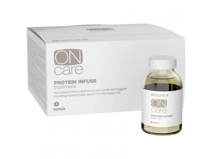 protein infuse reparacni serum pro poskozene vlasy 6x20ml