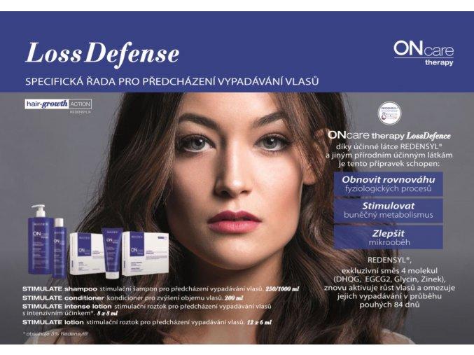stimulate shampoo stimulacni samon pro predchazeni vypadavani vlasu 250ml